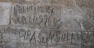 Mahkumların yüz yıllık anıları yıkımla ortaya çıktı
