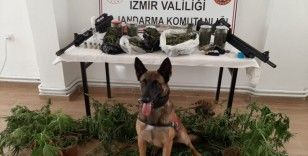İzmir'de uyuşturucu operasyonu: 21 şüpheli gözaltında