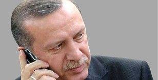Cumhurbaşkanı Erdoğan, Suudi Arabistan Kralı Selman bin Abdülaziz el-Suud ile bir telefonda görüştü