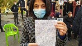 9 yaşındaki çocuklarının Zap suyunda kaybolduğu iddiasına mektuplu cevap