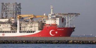 'Kanuni' Karadeniz'de matkap döndürmeye hazırlanıyor