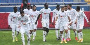 Sivasspor'un deplasmanda bileği bükülmüyor