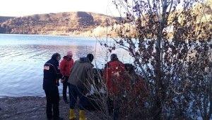 Bingöl'de baraja düşen araçla birlikte sürücünün cansız bedeni bulundu