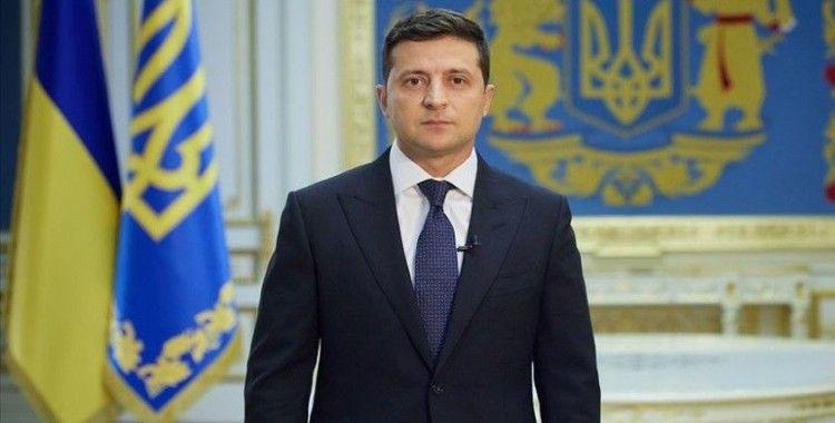 Kovid-19'a yakalanan Ukrayna Devlet Başkanı Zelenskiy iyileşti