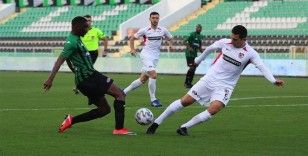 Gaziantep FK'nin bileği bükülmüyor