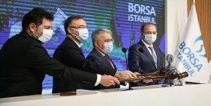 Borsa İstanbul'da gong İş Portföy için çaldı