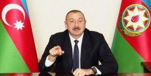 Azerbaycan Cumhurbaşkanı Aliyev: Tüm tarihi eserlerimiz devlet tarafından korunmaktadır