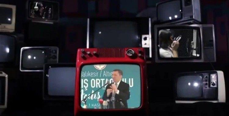 Bakan Selçuk'tan 24 Kasım Öğretmenler Günü için klipli paylaşım