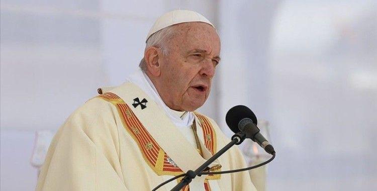 Çin'den Papa Franciscus'a Uygur Türkleri tepkisi