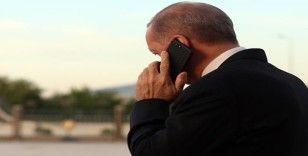 Cumhurbaşkanı Recep Tayyip Erdoğan, Putin ile bir telefon görüşmesi gerçekleştirdi