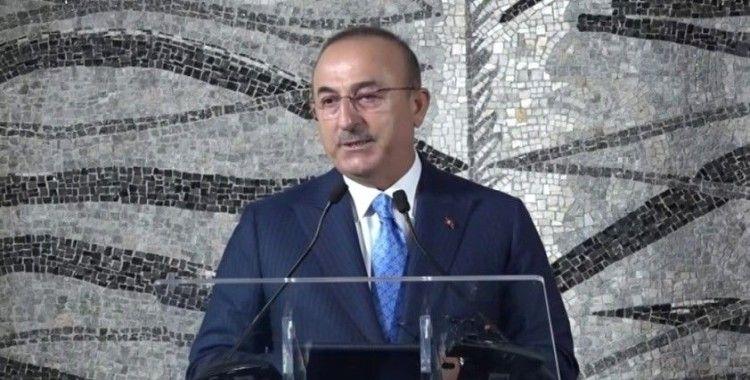 """Dışişleri Bakanı Mevlüt Çavuşoğlu: """" Ticari gemiye korsan gibi çıkmak hukuk ihlalidir """""""