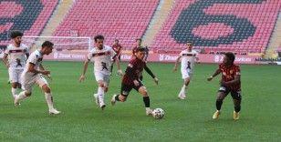 Ziraat Türkiye Kupası: Eskişehirspor: 2 - GMG Kastamonuspor: 0