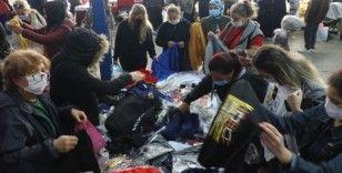 Edirne'de Bulgar turistlerin alışveriş yaptığı pazar kapatıldı