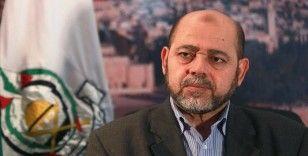 Hamas: İsrail'le güvenlik iş birliğinin yeniden başlatılması uzlaşıyı akamete uğrattı