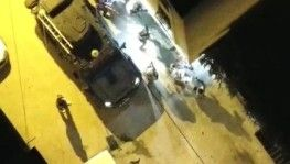 Torbacılara drone destekli şafak operasyonu