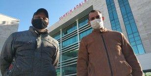 Uyuşturucu operasyonunda gözaltına alınanlar: 'Bize iftira atıldı'
