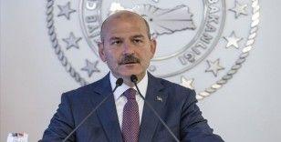 İçişleri Bakanı Soylu: Terörle mücadelede ilk kez tünelin ucuna bu kadar yaklaştık