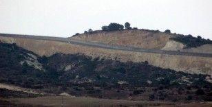 Suriye sınırında duvar yapımı tamamlandı