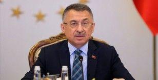 Cumhurbaşkanı Yardımcısı Oktay: Filistin ve Kudüs-ü Şerif, her zaman kalbimizin merkezindedir