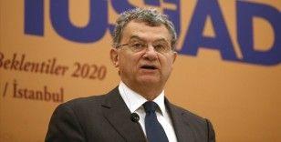 TÜSİAD Başkanı Kaslowski : Ekonomi ve hukuk alanında çözümlerin, istişareyle ele alınmasından memnunuz