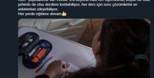 Bakan Selçuk'tan EBA TV sınav duyurusu