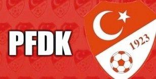 Fenerbahçe ile Beşiktaş, PFDK'ya sevk edildi