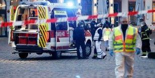 Almanya'daki araçlı saldırıda ölü sayısı 4'e yükseldi