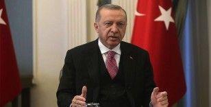 CANLI - Erdoğan: Hiçbir denetim olmadığıda dijitalleşmenin bizi götüreceği yer faşizmdir