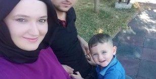 23 yaşındaki anne, yeni doğan çocuğunu kucağına alamadan koronaya yenik düştü