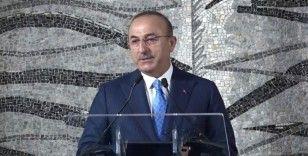 Mevlüt Çavuşoğlu, Kuveyt Devlet Başkanı Dr. Ahmad Nasser Al Mohammad Al Sabah ile görüştü