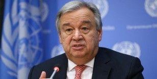 BM: İnsanlığın doğaya karşı savaşı intihar girişimi