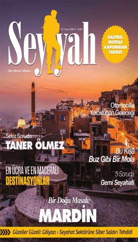 Seyyah - Aralık 2020