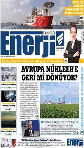 Enerji Dünyası - Aralık 2020