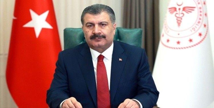 Sağlık Bakanı Koca: Zonguldak, Ankara, Sivas ve Malatya'da risk devam ediyor