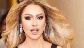 Ünlü şarkıcı Hadise'den ayrılık açıklaması