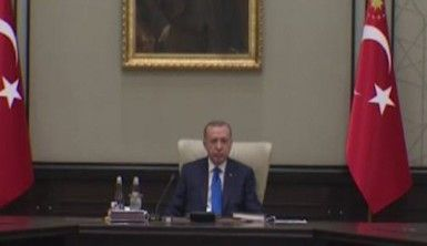 Cumhurbaşkanlığı kabinesi toplanıyor