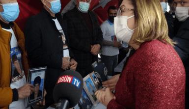 Fatma Şahin'den Diyarbakır annelerine ziyaret