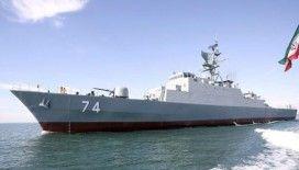 İran'da çıkartma gemisi battı: 7 kayıp