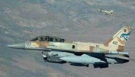 İsrail'in Gazze'ye düzenlediği hava saldırısında büyük maddi hasar meydana geldi