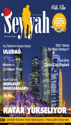 Seyyah - Ocak 2021