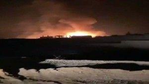 El Kasr'da patlama: Ölü ve yaralılar var