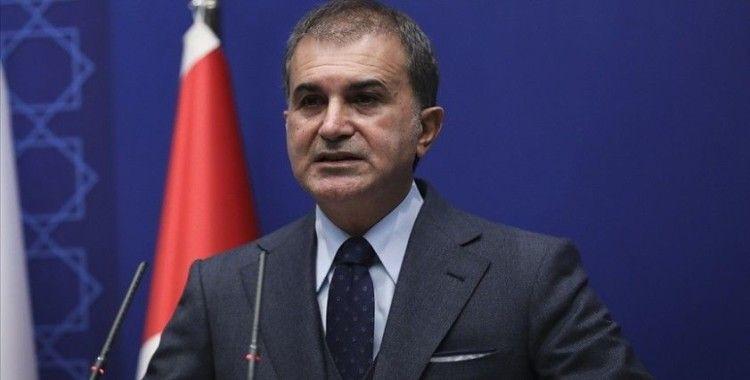 AK Parti Sözcüsü Çelik: Darbeyle ilgili açıklamalar, darbe çağrısıdır, utanılması gereken bir yaklaşımdır