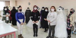 Ankara Büyükşehir Belediyesi'nden mülteci kadınların istihdamına destek
