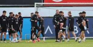 Beşiktaş, Çaykur Rizespor maçı hazırlıklarına başladı