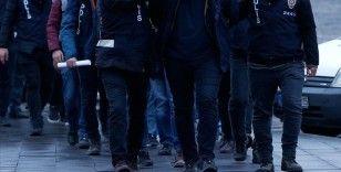 Edirne merkezli 11 ilde FETÖ'nün mahrem yapılanmasına operasyon: 26 gözaltı