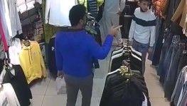 İstanbul'un göbeğinde organize dolandırıcılık ve hırsızlık kamerada
