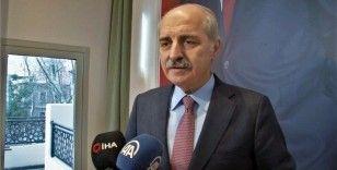 """AK Parti Genel Başkan Vekili Kurtulmuş'tan """"darbe"""" açıklamalarına tepki"""