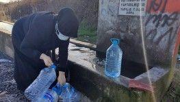 İstanbul'da 30 saatlik su kesintisi öncesi su telaşı