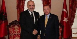 Arnavutluk Başbakanı, Cumhurbaşkanı Erdoğan'ın daveti ile Türkiye'ye geliyor