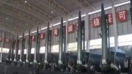 Çin Ordusu, termonükleer savaş başlıklı füzelerin propagandasını yaptı